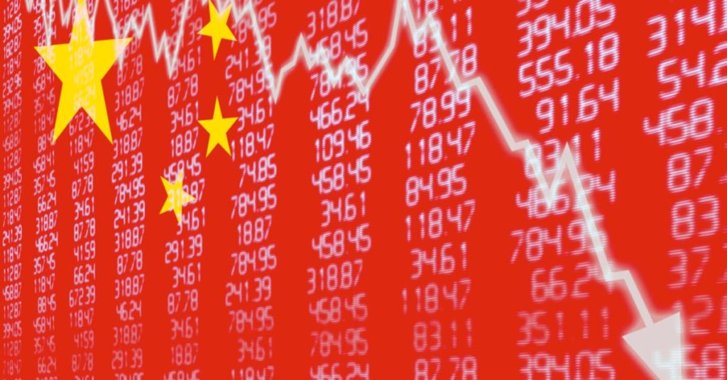 Des entreprises chinoises en voie de quitter la Bourse de New York