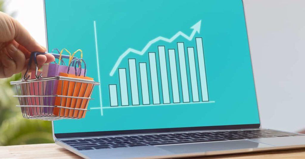Explosion de la consommation en ligne en 2020 !