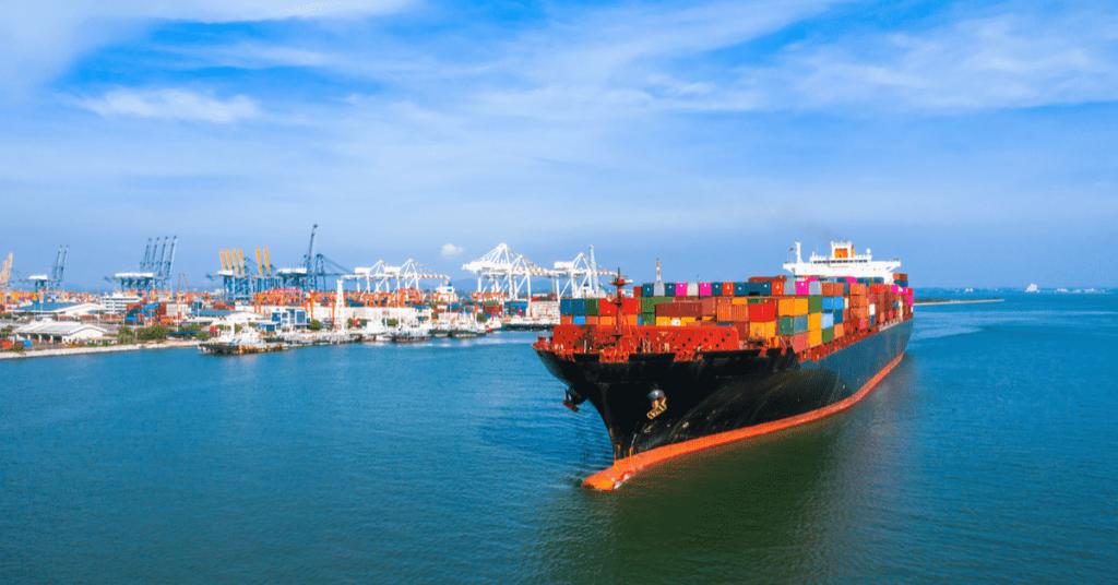 Ça carbure pour les compagnies de transport maritime!