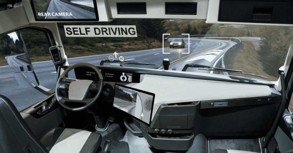 TuSimple : short squeeze des camions sans conducteur